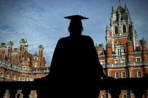 Graduate in college