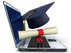 laptop and degree