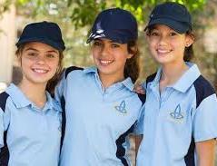 three female students